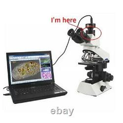 0.5X Reduction Lens C-Mount Thread Camera Adapter Relay Lens Olympus Microscope