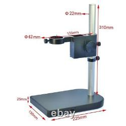 0.7X-4.5X Zoom Monocular C-mount Eyepiece Lens Digital Microscope with USB Camera