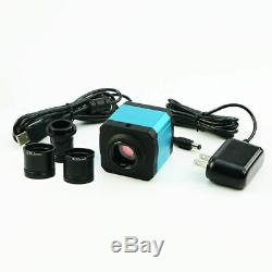 14MP HDMI Microscope Camera CMOS Camera Electronic Eyepiece withC-Mount Adapter