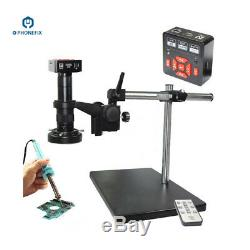 14/16/21MP HDMI USB digital Video Microscope Camera with TF Card Video Recorder