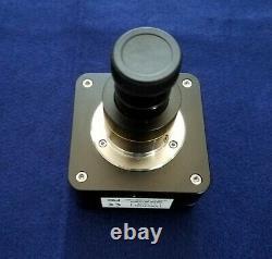 14 MP Color CCD Microscope Camera, includes software adaptors lens reducer USB3