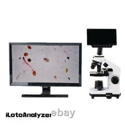 16MP Industrial Microscope Camera HDMI 1080P PCB Repair with Adapter 5 Screen MP4