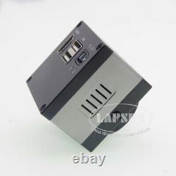 1/2 Big SONY Sensor 60FPS HDMI C CS Mount Industry Microscope Camera Lens Light
