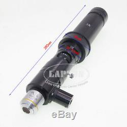 200X 2000X Zoom Industry Stereo Microscope Camera Coaxial Light C-mount Lens