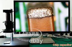 2019 2K 38MP 1080P 60FPS HDMI USB C-Mount Industrial Lab Microscope Video Camera