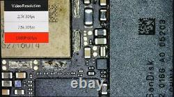 34MP 2K HDMI USB Electronic Industrial Microscope Camera 0.5X Eyepiece Adapter