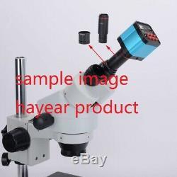 37MP TV HDMI USB Industry Digital C-mount Microscope Camera+30mm/30.5mm adapter