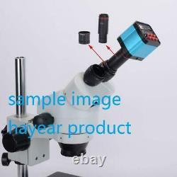 51MP HDMI USB Industry Microscope Camera 0.5X Eyepiece Lens 30/30.5mm Adapter