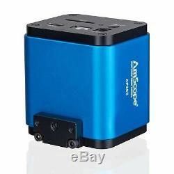 AmScope 1080p HDMI Microscope Camera with Auto-focus + Wifi & Standalone Operation