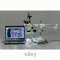 AmScope 16MP Digital Microscope Camera USB3.0 Real-Time Live Video