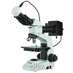 AmScope 5MP Digital Microscope Camera for Windows & Mac OS Pictures & Videos