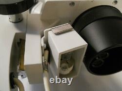 AmScope Binocular Stereo Microscope and FMA037 ADAPTER MU035 CAMERA