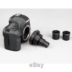 AmScope CA-CAN-SLR Canon SLR/DSLR Camera Adapter for Microscopes