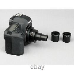 AmScope CA-OLY-SLR Olympus SLR / DSLR Camera Adapter for Microscopes
