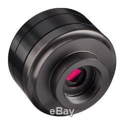 AmScope HC210 Microscope HDMI Camera with Standalone Recording + Wired Remote