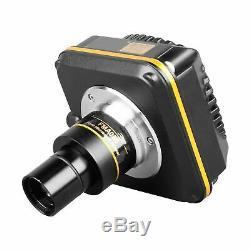 Amscope 14MP High-Speed USB 3.0 Digital Microscope Camera