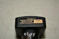 Amscope MU300 3.1 MP Microscope Digital Camera & FMA050 5mm Lens #M46