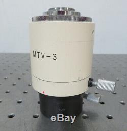 C166021 Olympus MTV-3 C-Mount Microscope Video Camera Adapter