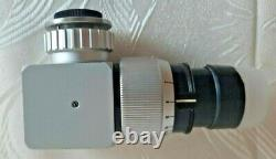 Carl ZEISS f 107 T Camera Adapter C-mount for OPMI Surgical Microscope