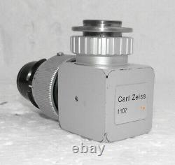 Carl Zeiss Camera Adapter f=107 T with C-Mount for Operation Microscope (OPMI)