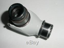 Carl Zeiss F60 Camera Adapter for OPMI Surgical Microscope