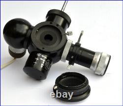 Carl Zeiss Microscope Photo Adapter Camera Attachment