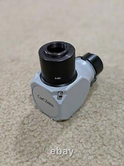 Carl Zeiss f85 f=85 Camera Adapter for OPMI Surgical Microscope