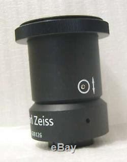 Carl Zeiss microscope Universal Digital Camera Adapter d30 M37/52x0.75 Axio Foto