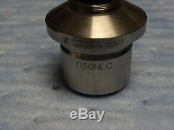 DIAGNOSTIC INSTRUMENTS D50NLC 0.5X Camera Adapter for 38mm mount Nikon Leica