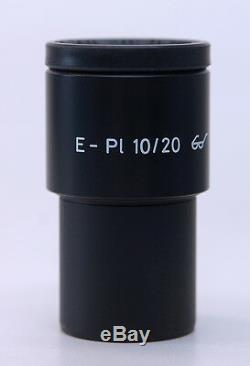 E-PL 10x/20 Photo Eyepiece Zeiss 44 42 31 444231 Microscope Camera Adapter