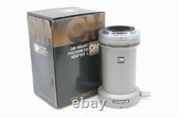 Exc++ Olympus OM System Photo Micro Adapter L Microscope Phototube M484