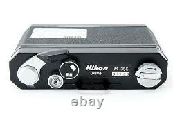 Excellent+5 NIkon M-35S AFM Microscope Camera Automatic Microflex Unit from JP