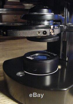 Exceptional Wild Heerbrug M20 Microscope withCamera Adapter & Dark Phase Condenser