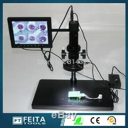 FEITA FKE-208A Zoom 7-150X With 8 LCD Scanning Electronic Digital Microscopes