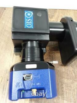 G91 OIS ICG / FAF Video Camera Adapter For Topcon Fundas Or Microscope ICG2 MR