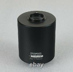 Genuine Olympus Microscope 0.63x C-mount Camera Adapter U-TV0.63XC for CX BX SZX