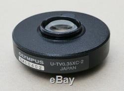 Genuine Olympus U-TV0.35XC-2 Adapter For Camera