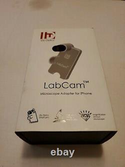 IDu LabCam Microscope Adapter for iPhone 5/5s/SE