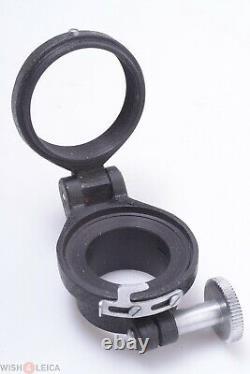 Ihagee Microscope 25mm Adapter To 40mm, M40 Screw Thread Praktiflex Camera