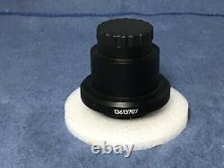Leica 0.7x C-Mount Adaptor, for Leica compound microscope with HC mount, 1361370