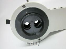 Leica Microscope 10446174 Iris Video Camera Phototube for M & MZ Series 37mm