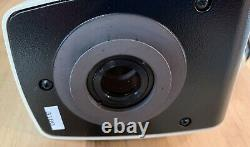 Leica Microscope Trinocular Head & C-Mount Photo Camera Adapter DME/DM Series