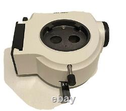 Leica Microscope Video Adapter With C-mount Adapter and Watec Digital Camera