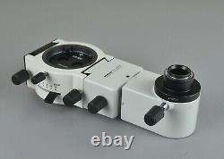 Leica Wild Microscope Video Camera Adapter 376729 C-Mount Photo Adapter#