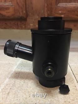 Leitz Microscope Camera Adapter Eyepiece Port Sensor Rotating Prism