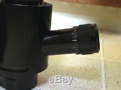 Leitz Microscope Camera Adapter Eyepieces Port Sensor Rotating Prism