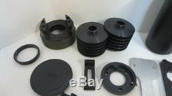 Lot of Olympus Camera, Phototube Adapters, microscope parts U-SPT UTV1X U-CMAD-2