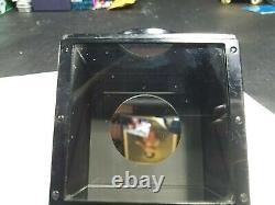 Microscope Camera Medium Format Lens Elbow Adapter For Slit Lamp Beam Splitter