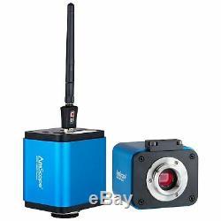 Microscope Digital Camera 5MP 1080p HDMI WiFi Standalone & PC Imaging w C-Mount