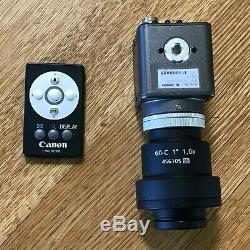 Microscope Machine Vision Camera SI-C500N & Zeiss Adapter 60-C 1 1,0x 456105 01